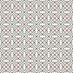 Traditional embroidered pattern- seamless