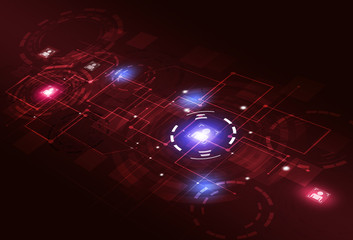 Concept Web Technology Interface