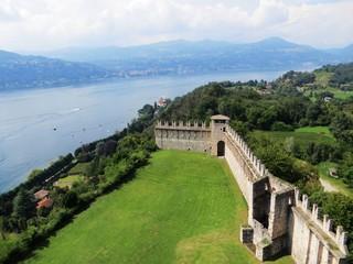 Burg Rocca - Angera - Lago Maggiore