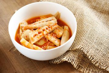 Kaeng Som - Thai Spicy Soup, thai food