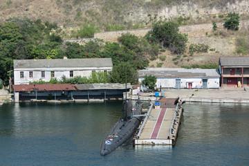 Submarine, Sevastopol, republic Crimea