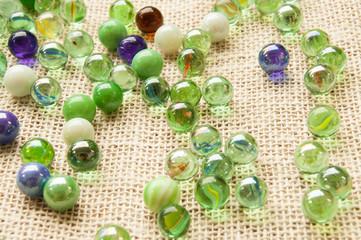 Wonderful glass balls