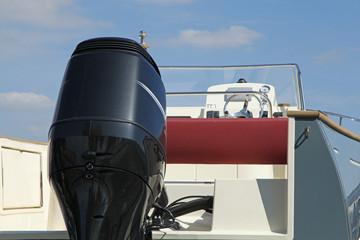 moteur de hors bord