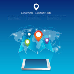 phone search location