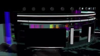 Tv Studio Set Design
