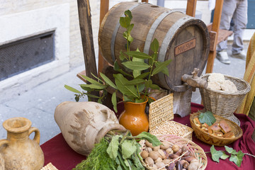 roman food from the empire