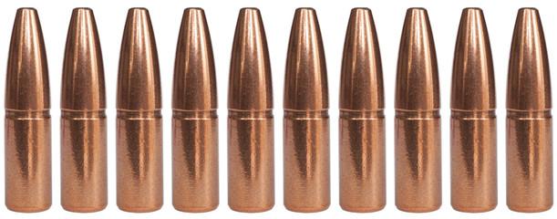 Copper bullet lineup