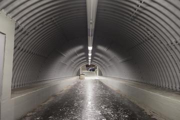 Tunnel für Fußgänger