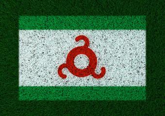 flag of Ingushetia