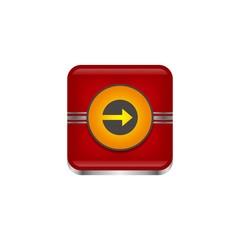 arrow icon button