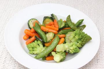 Gemüsemischung