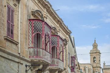 Inguanez house in Mdina, Malta