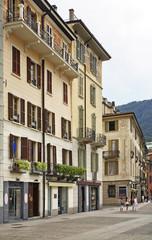 Old Como. Italy
