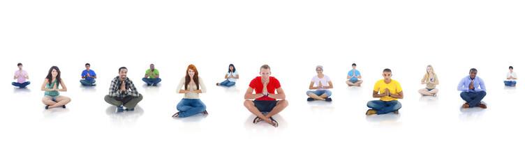 Prayer Faith Hope Spirituality Togetherness Unity Concept