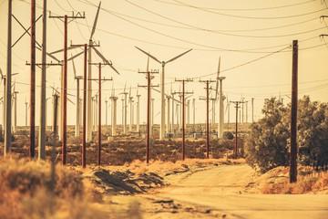 Palm Springs Desert Road