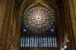 パリ ノートルダム寺院 �ラ窓
