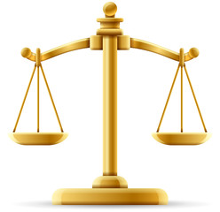 Balanced Scale of Justice