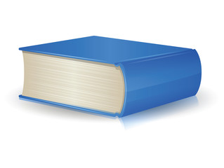 Single Book Isolated