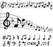 Musical Note Symbols