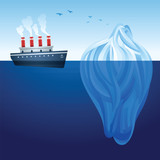 Ship and Iceberg