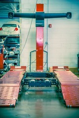 Wheel Alignment Lift