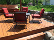 Backyard Deck - 75672191