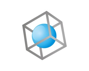 box logo template v.5