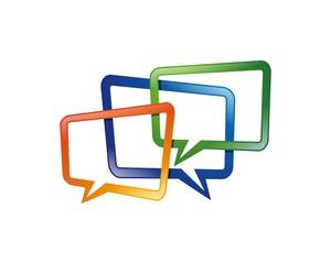 chat logo v.4