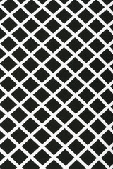 Black and White Cotton Texture Pattern