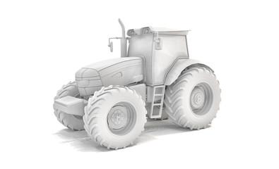 Tractor - Shot 2