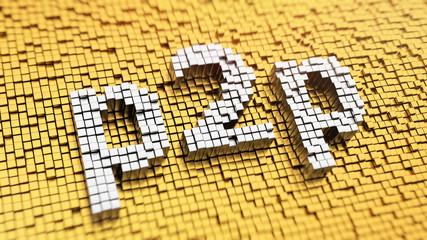 Pixelated p2p
