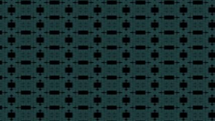 Dark green blinking shaped background