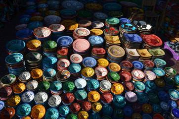 Ceramiche a Marrakech