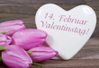 Valentinstag – 14. Februar