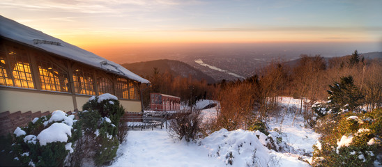 Heidelberg Königstuhl
