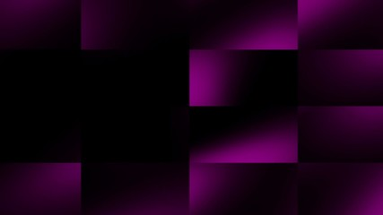 Dark pink animated background with rectangels