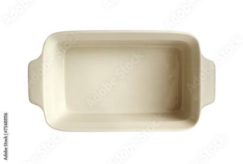 Ceramic baking dish - 75688116