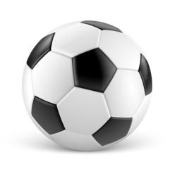 Ballon de football vectoriel 1