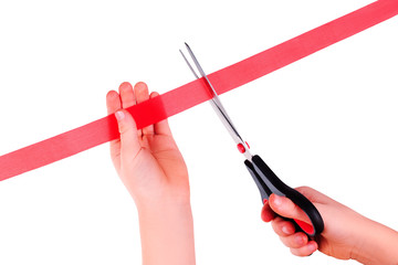 cuts red tape
