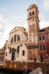 Scorcio Veneziano, Venezia, Veneto, Italia