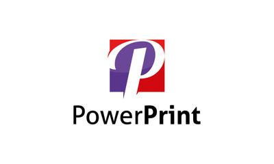 Power Print Logo