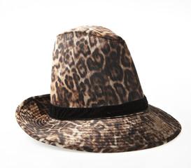 Tiger stripes fashion hat