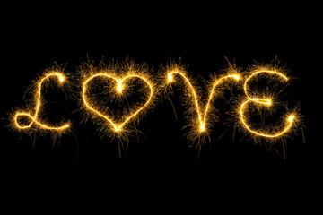 Sparking love
