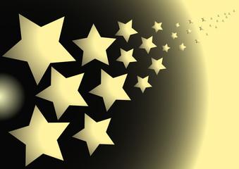 nuance of stars