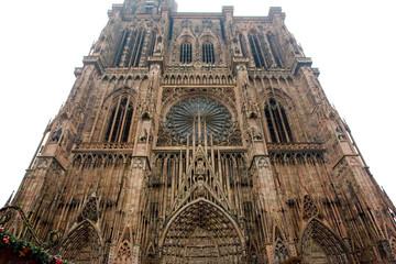 Cathedral Notre Dame, Strasbourg, Alsace, France