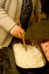 traditional pig-sticking, Czech Republic