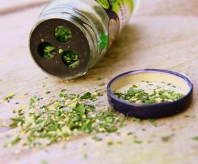 persillade,herbes aromatiques pour la cuisine