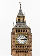 London Big Ben clock