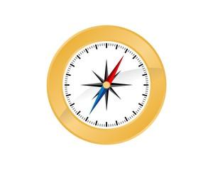 compass logo template