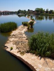 Azud Rio Duero